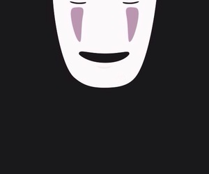 spirited away, wallpaper, and no face image