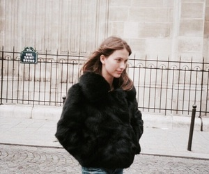 girl, fashion, and street style image