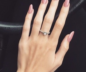 hand, nails, and Nude image