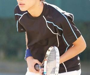 tennis and taishi nakagawa image