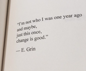 quotes, change, and book image