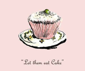 cake, marie antoinette, and pink image