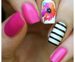 nail, nails, and nail art image