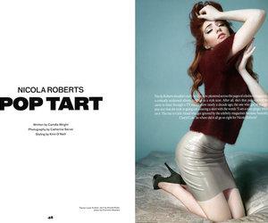 girls aloud and Nicola Roberts image