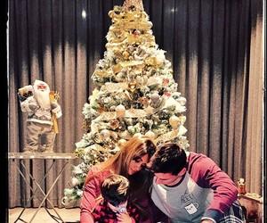 christmas, messi, and family image