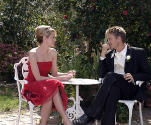 one tree hill and leyton image