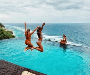 cool, jump, and photography image