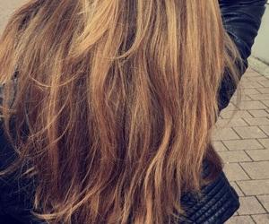 brown hair, long hair, and long hair don't care image