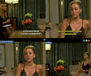 argentina, miley cyrus, and buenos aires image