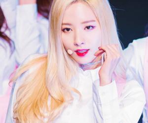 cosmic girls, kim jiyeon, and dancer image