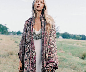 bohemian, clothing, and fashionista image