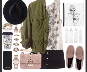 BCBG, dkny, and loafers image