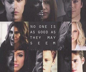 tvd, stefan salvatore, and damon salvatore image