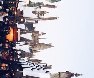 aesthetic, california, and hogwarts image