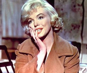 Marilyn Monroe, classic, and old hollywood image