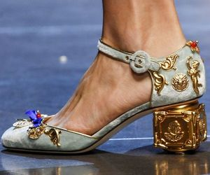 shoes, fashion, and haute couture image