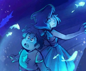 steven and lapis image