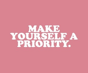 quotes, pink, and priority image