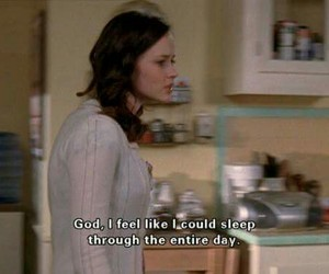 quote and gilmore girls image