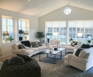 classic, living room, and room image