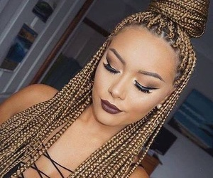 Box Braids Gallery, Box Braids Styles Pictures And Short Box Braids Pictures