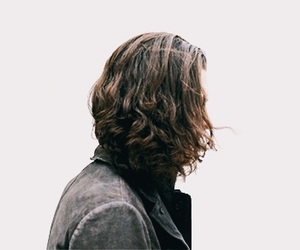 aesthetic, boy, and hair image