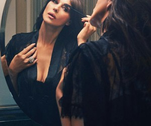 actress, make-up, and model image
