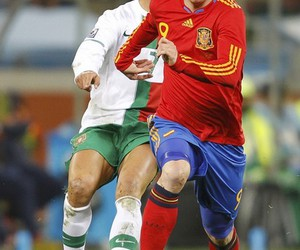 cristiano ronaldo, South Africa 2010, and torres image