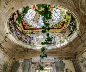 nature, art, and architecture image