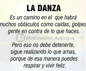 dance, frase, and free image