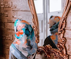 colors, hijab, and islam image