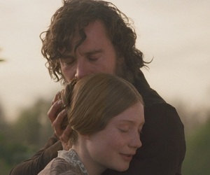 jane eyre, love, and michael fassbender image