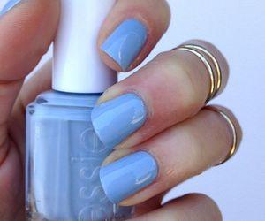 cosmetics, fashion, and nail polish image