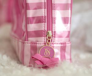 pink, Victoria's Secret, and vs image