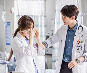 Korean Drama, teacher kim, and romantic doctor kim image
