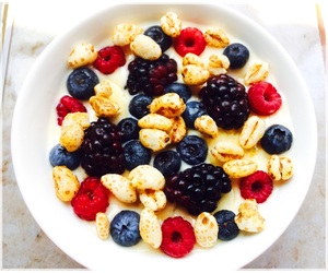 amazing, breakfast, and colors image