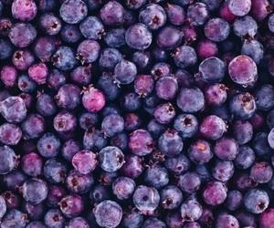 fruit, food, and purple image