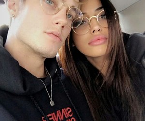 couple, cindy kimberly, and goals image