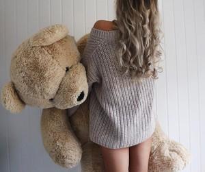 bear, beautiful, and girly image