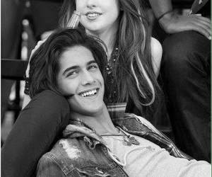 couple, victorious, and avan jogia image