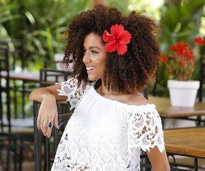 big hair, natural hair, and curly girl image