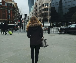 city, happiness, and london image