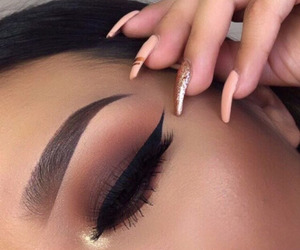 beauty, classy, and nails image