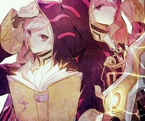 anime, fanart, and fire emblem image