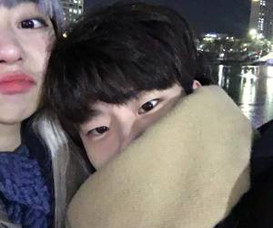 couple, crevy__, and korean image