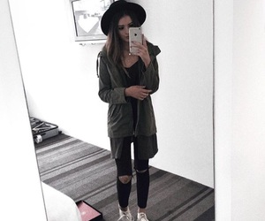 couple, fashion, and outfits image
