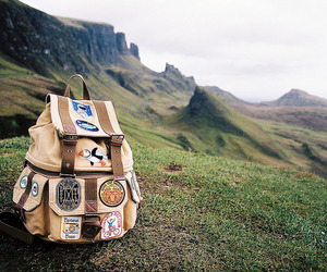 35mm, backpack, and breathe image