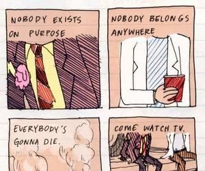 inspirational, rick and morty, and tumblr image