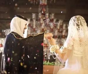arab, wedding, and arabic image