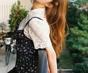 lee sung kyung, girl, and model image